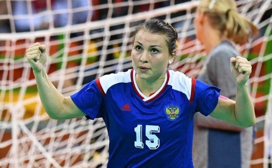 Олимпийская чемпионка Рио-2016 Судакова вернулась в «Ростов-Дон»