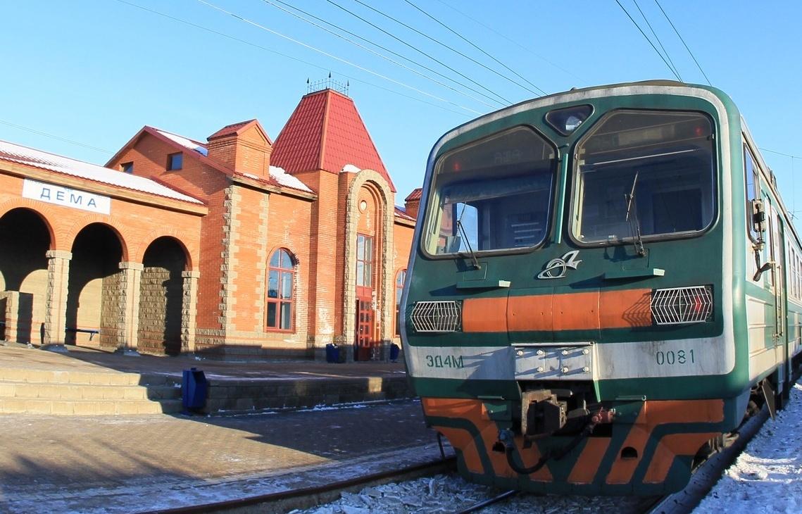 В 2019 году в Уфу придут первые двухэтажные вагоны поездов