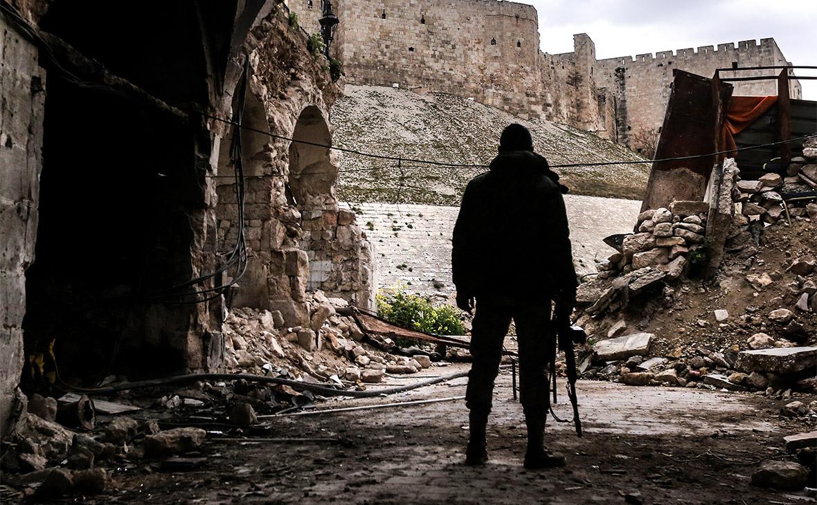 «Фонтанка» узнала о проблемах с оружием и зарплатами ЧВК «Вагнер» в Сирии