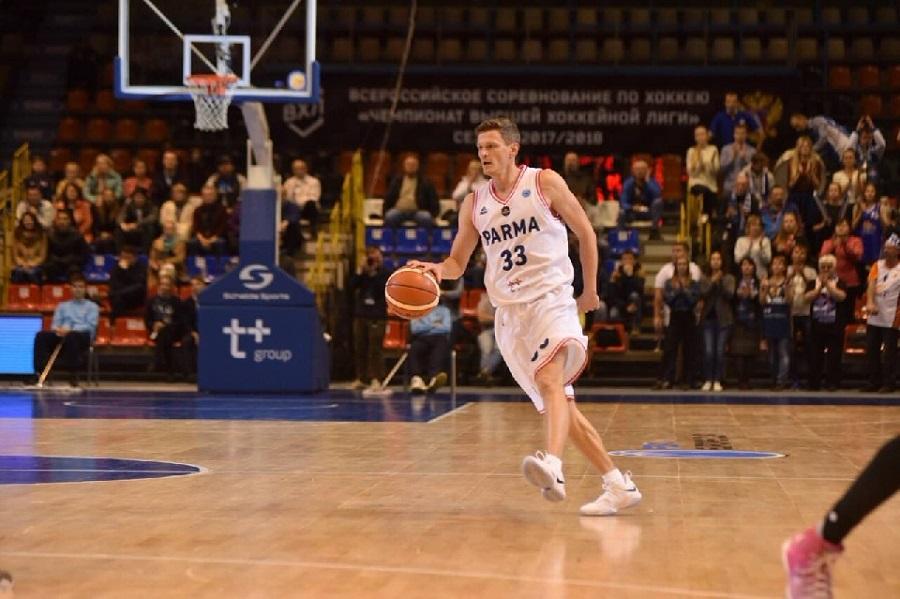 Баскетболисты «ПАРМЫ» открыли игровой сезон победой