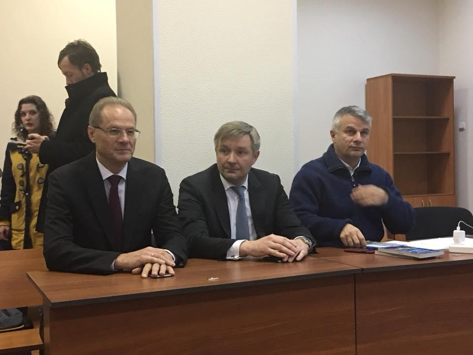 В Новосибирске завершился первый день чтения приговора Василию Юрченко