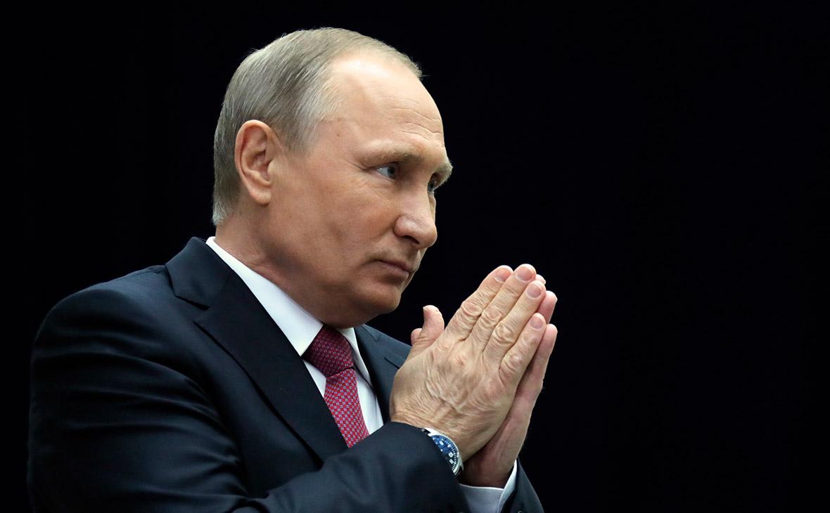 В Кремле предложили три акцента предвыборной кампании Путина