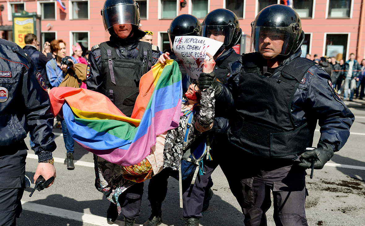 ЕСПЧ отказал России в пересмотре решения по закону о гей-пропаганде