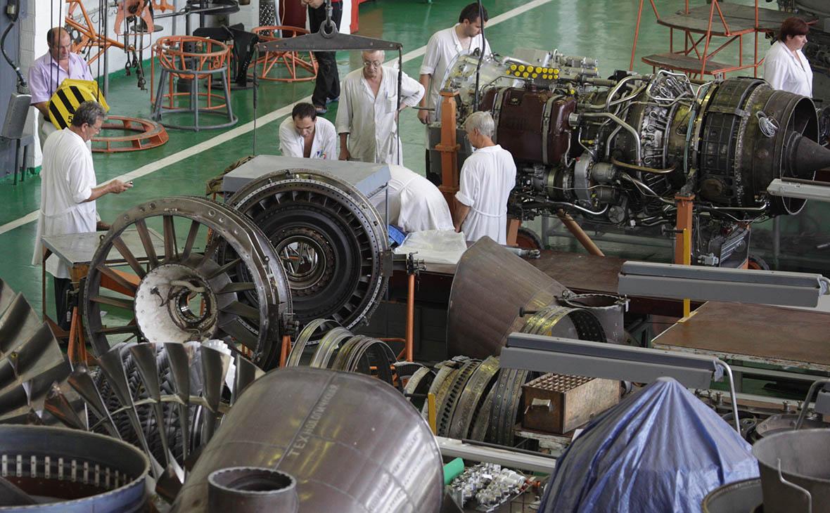 Украинская компания связала данные о поставках двигателей КНР с Россией