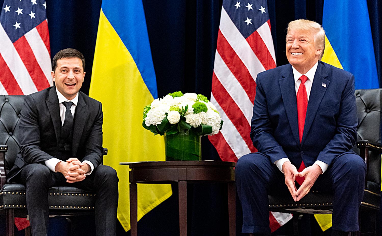 Посол Украины в США заявил о наличии «химии» между Зеленским и Трампом photo