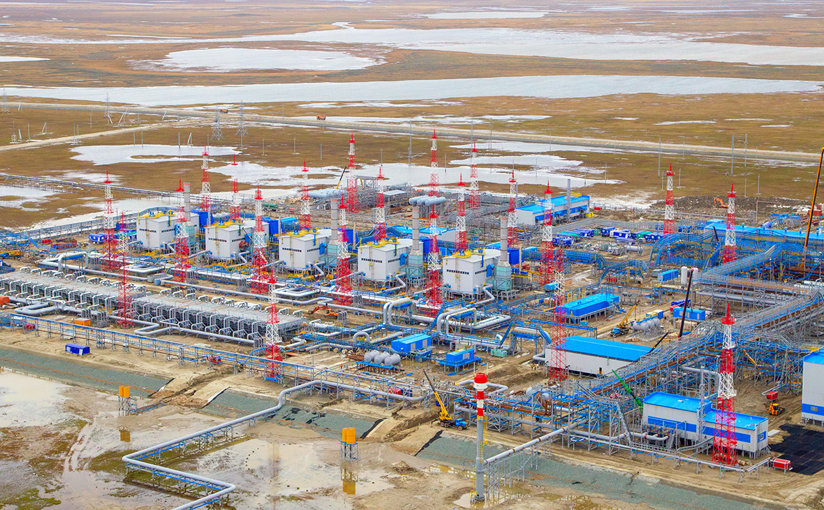 В «Газпроме» заявили о продолжении транзита по газопроводу Ямал— Европа