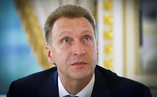 Заявление Шувалова овозможном начале скупки валюты ЦБ уронило курс рубля