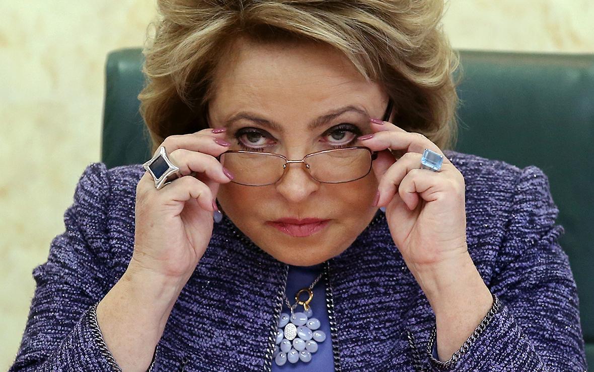 Амбиции Матвиенко: активность сенаторов выросла за весеннюю сессию вдвое