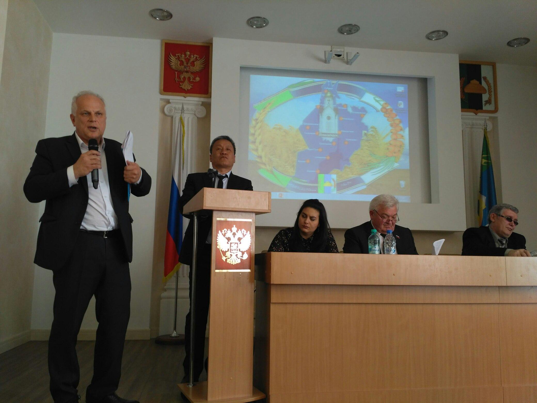 Мусорная концессия: депутаты и общественники просят переноса комплекса