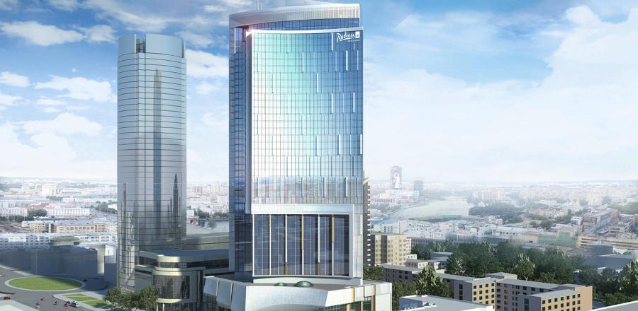 «Атомстройкомплекс» выкупил долги, чтобы спасти Opera Tower