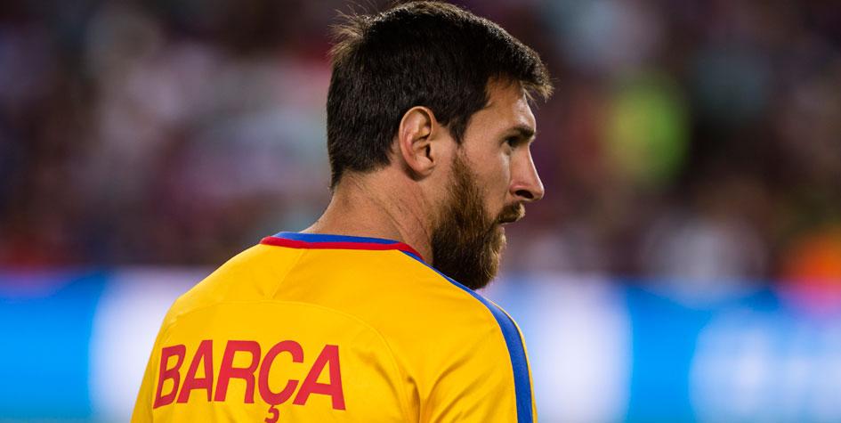 СМИ назвали причину отказа Месси от нового контракта с «Барселоной»