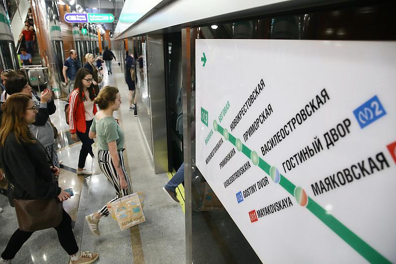 Новые станции петербургского метро могут подорожать на миллиарды