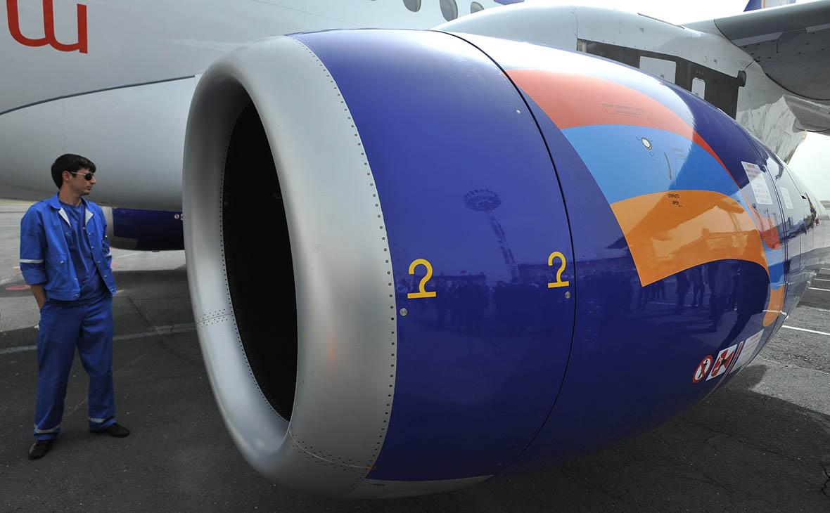 Армения отказалась считать своих граждан причиной задержки рейса «России»