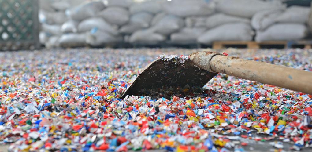 Свердловская область стала вторым регионом по переработке пластика