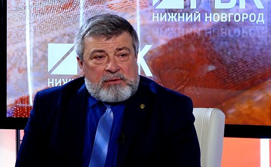 """Евгений Ефимов: """"Без молодёжи в науке нет перспективы"""""""