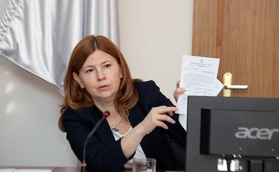 Елизавета Солонченко избрана и.о. главы Нижнего Новгорода