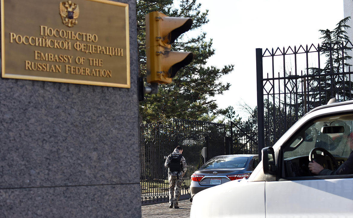 Посольство в США ответило на сообщения о расследовании ФБР переводов МИДа