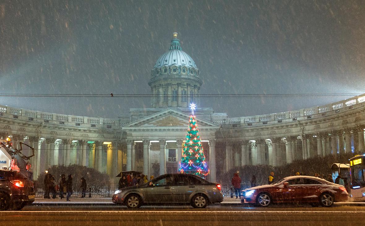 Задержанный в Петербурге террорист планировал взорвать Казанский собор