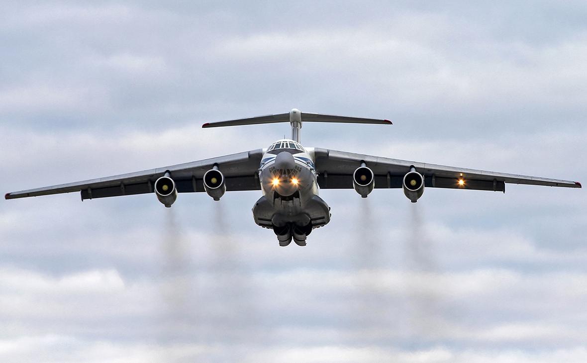 Эстония обвинила российский Ил-76 в нарушении своей воздушной границы