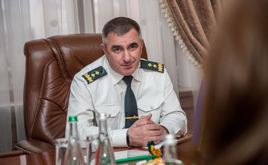 Командующий Нацгвардией Украины заразился коронавирусом