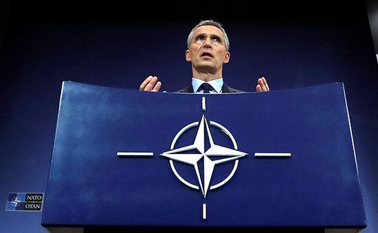 Столтенберг рассказал обобсуждении усиления миссии НАТО вАфганистане