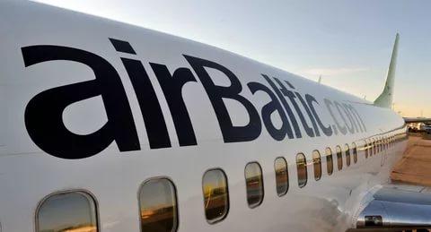 AirBaltic сорвала рейс в Казань из-за возможной неисправности двигателей