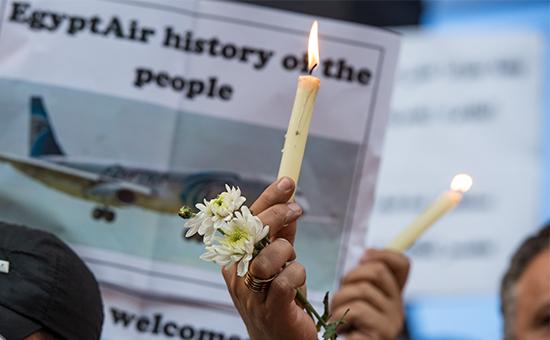 Следователи неисключили влияние iPhone пилота накрушение A320 EgyptAir