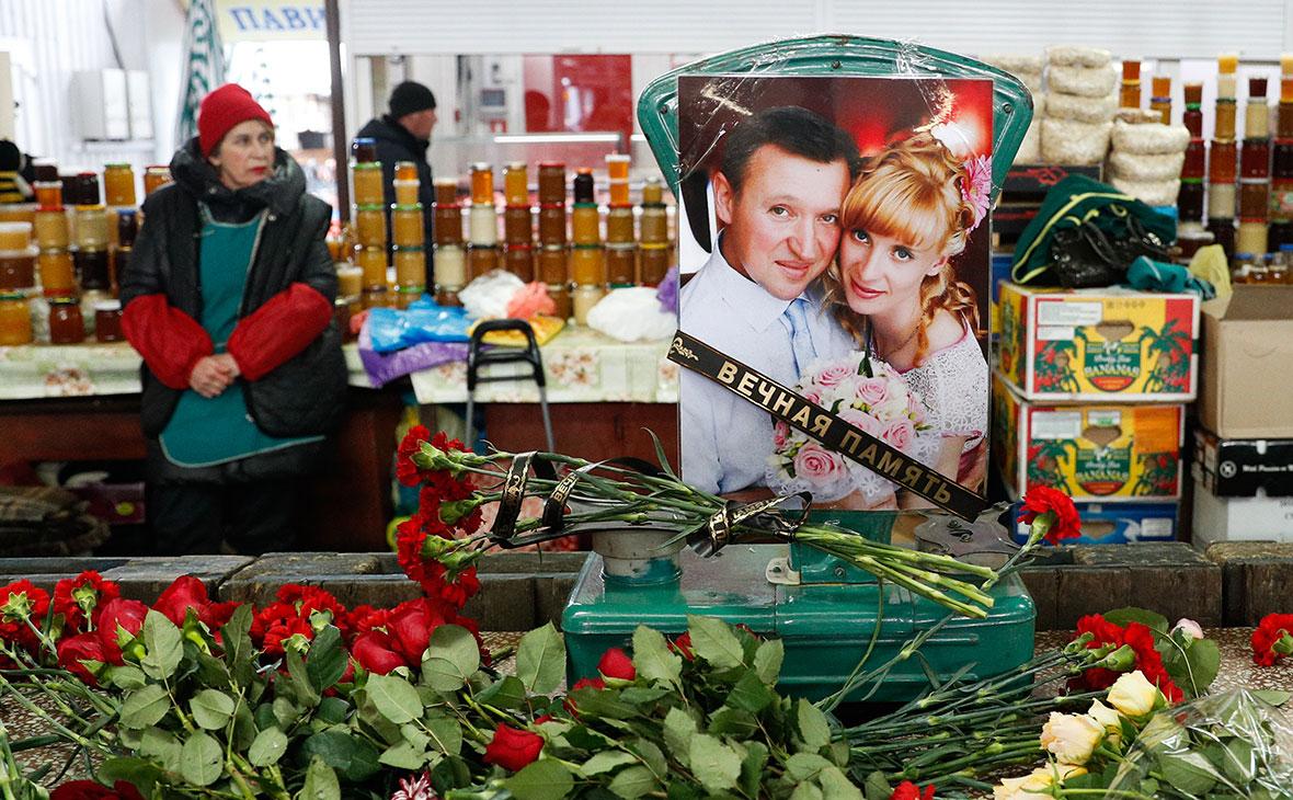 Подозреваемый в расстреле семьи у рынка в Калининграде оставил записку photo