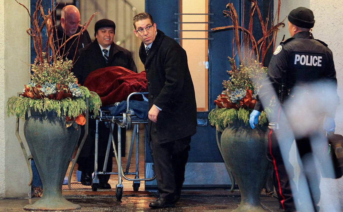 В Канаде нашли мертвым основавшего компанию Apotex миллиардера