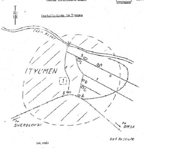 ЦРУ опубликовал сотни архивных документов о Тюмени