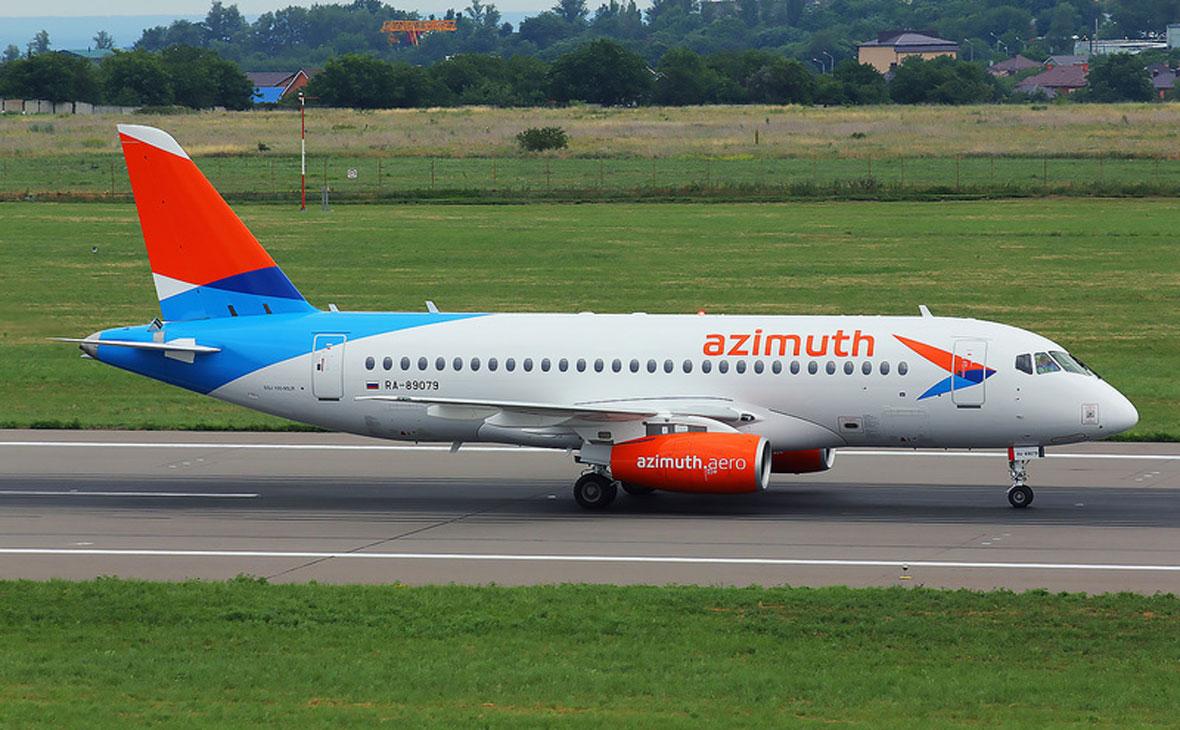 Лоукостер «Азимут» запустит рейсы из Уфы в Москву