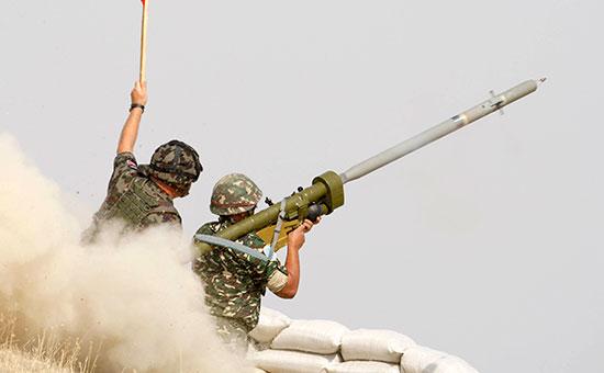 Reuters узнал оналичии у Венесуэлы 5тыс. российских ракет дляПЗРК