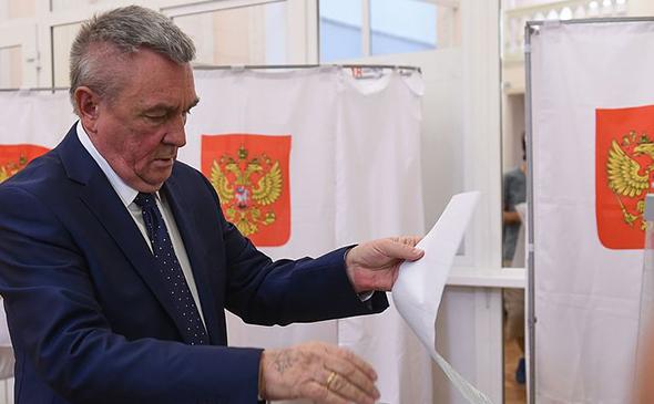 Новым сенатором от Кубани станет бывший спикер Заксобрания Бекетов