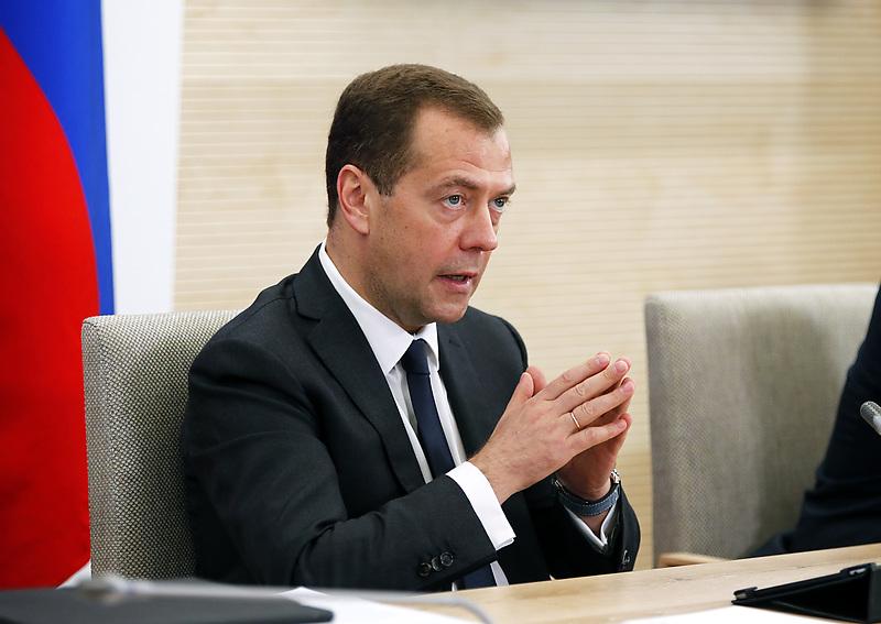 Дмитрий Медведев дал ход важному транспортному проекту в Петербурге