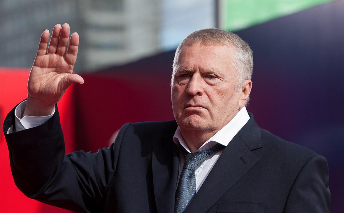 Жириновский в шестой раз примет участие в выборах президента России