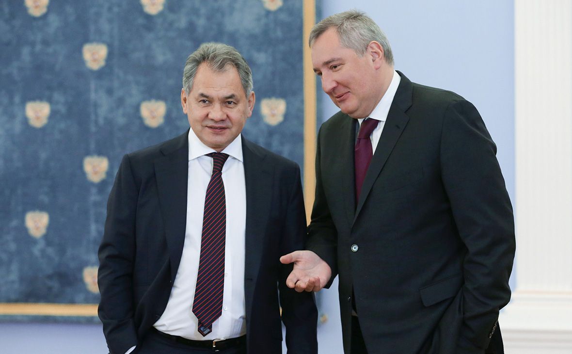 Шойгу сменит Рогозина в руководстве проводившего опыт с таксой фонда