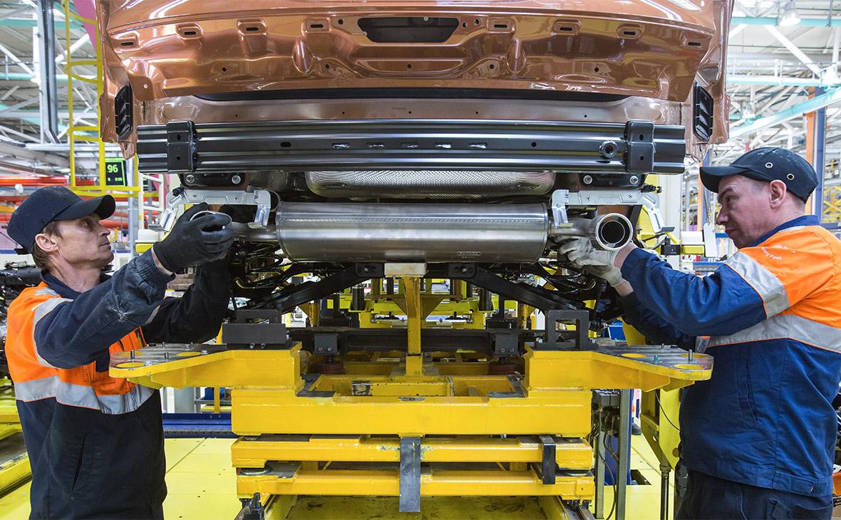 Ford Sollers увеличит число сотрудников более чем на 20%