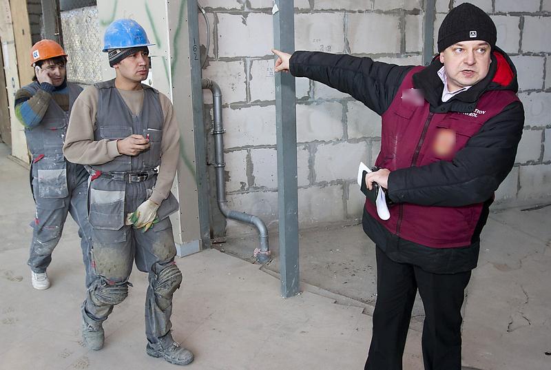 В Петербурге меняют схему контроля за стройками