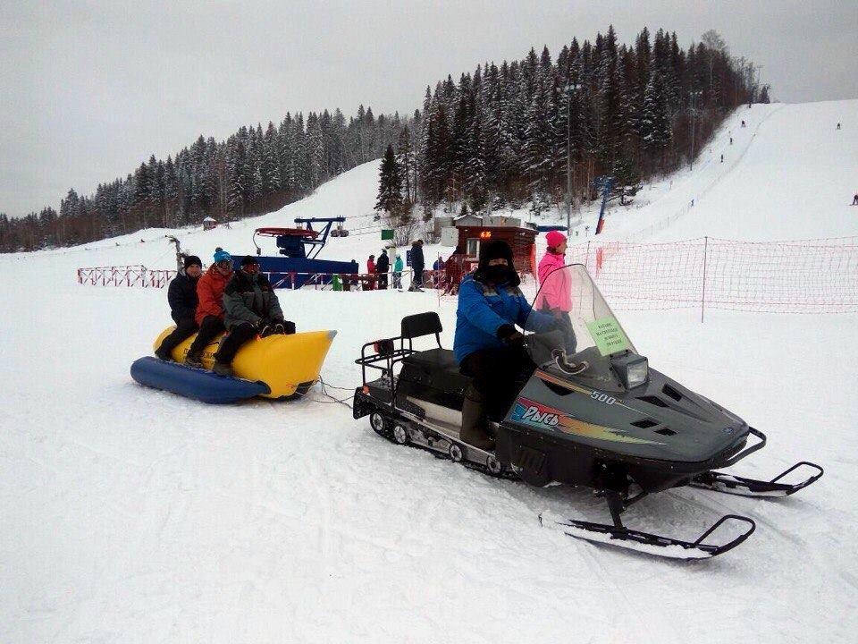 горнолыжный центр новопеределкино тюбинг