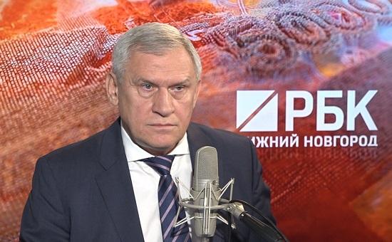 """Александр Шишкин: """"Нижне-Волжскую набережную к ЧМ благоустроить придется"""""""