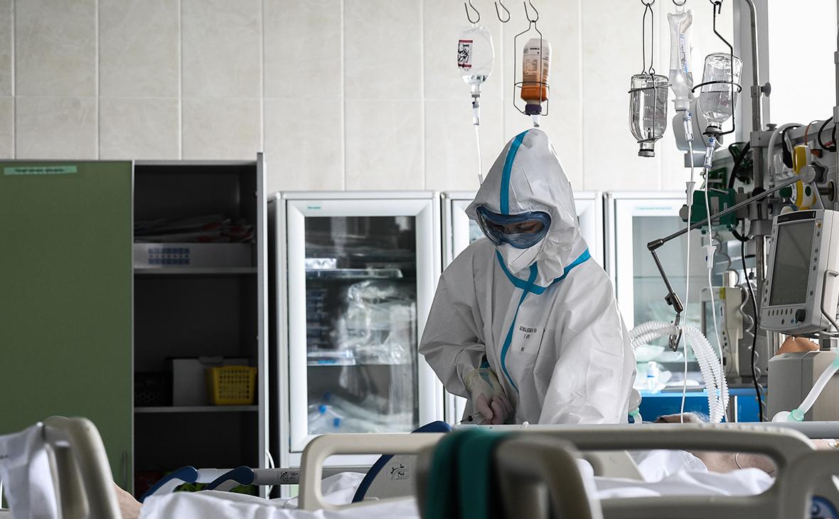 В России за сутки от коронавируса умерли 193 человека
