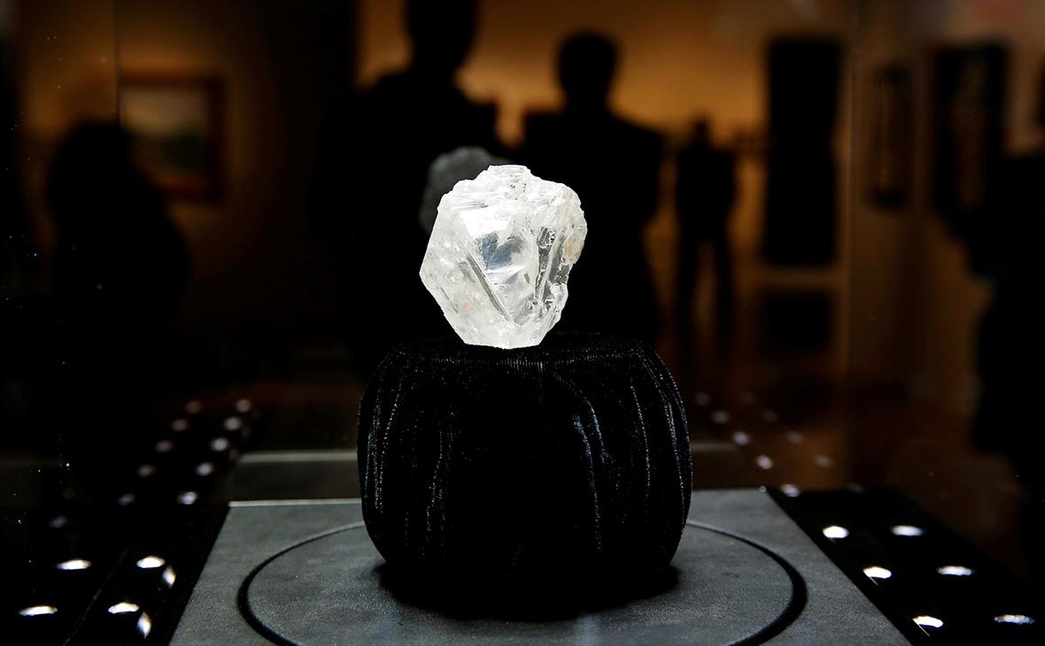 Самый большой алмаз века продали за $53 млн