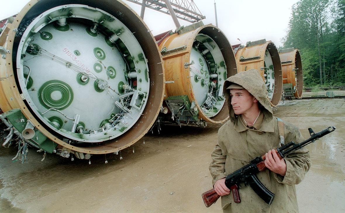 ЕБРР предлагал списать СССР долг в обмен на отказ от ядерного оружия