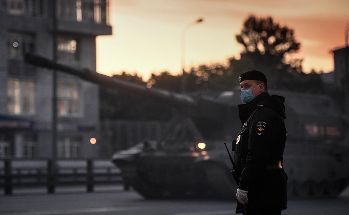 Два российских региона отменили парад Победы из-за коронавируса