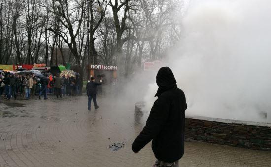 Митинг в Краснодаре сопровождался провокациями и задержаниями