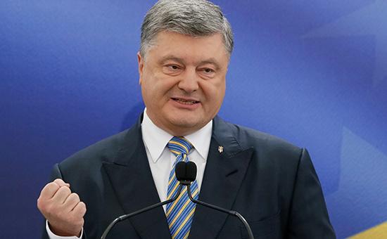Порошенко призвал лидеров G7 «инвестировать в безопасность Украины»
