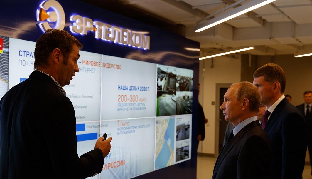 Пермский «ЭР-Телеком» завершил в Петербурге сделку с Вексельбергом