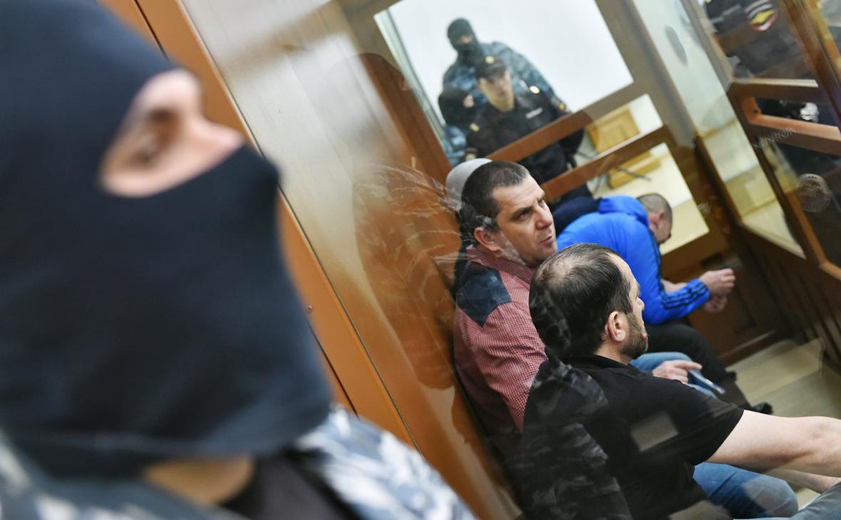 Присяжные признали всех фигурантов дела виновными в убийстве Немцова