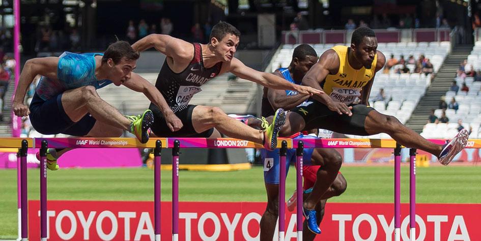Россияне завоевали первую медаль на чемпионате мира по легкой атлетике