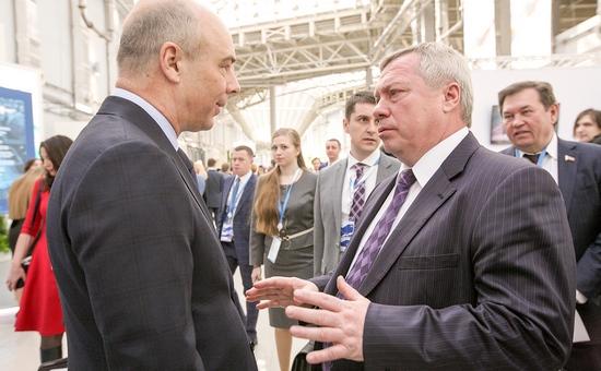 В первый день инвестфорума в Сочи РО подписала соглашения на 14 млрд руб.